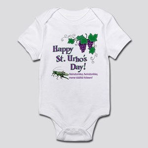 St. Urho's Day Infant Bodysuit